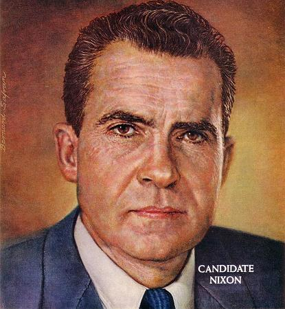 Richard M. Nixon, US President 1969-1974