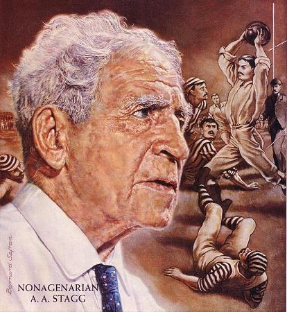 Amos Alonzo Stagg, Football Coach