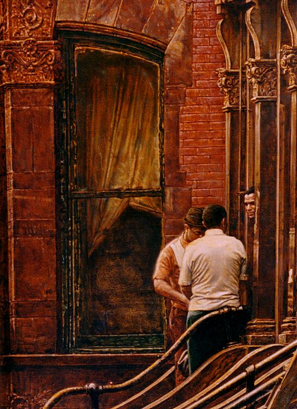 City paintings rural life other subjects new york city paintings
