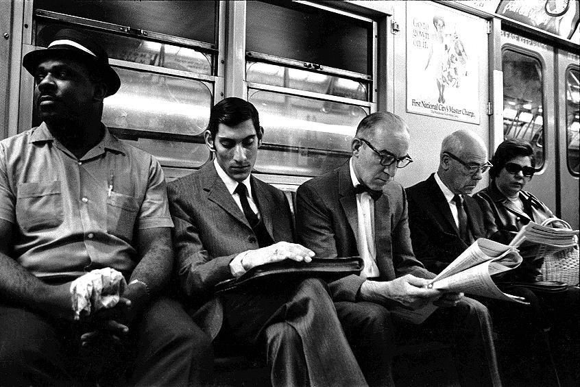 New york city in photographs 1962 72