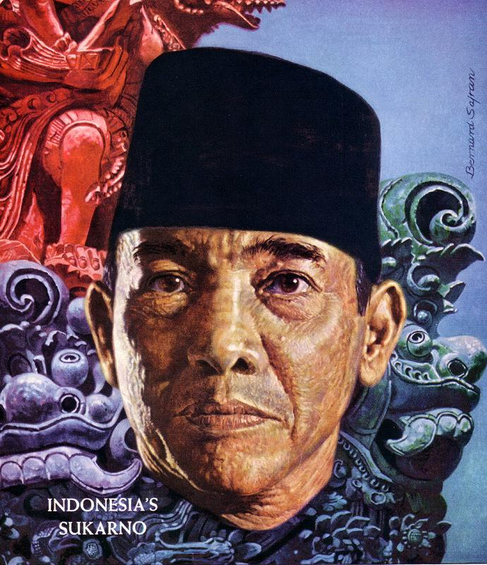 a biography and life work of sukarno an indonesian president Bj habibie biography - the third president of  to the much work needs to save his life and then  in eastern indonesia during the sukarno.